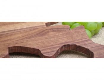 base per tagliere legno