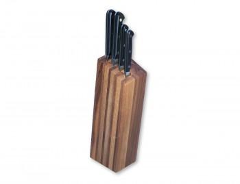 ceppo per coltelli a colonna