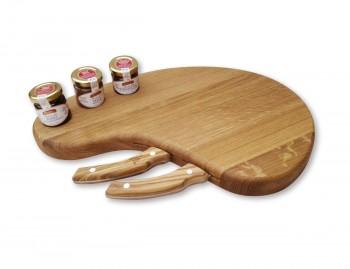 Tagliere legno da formaggi