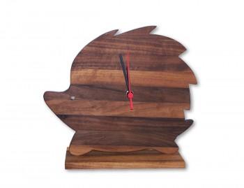 Orologio in legno Riccio