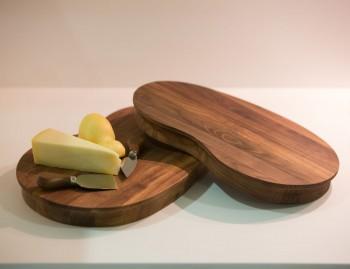 Tagliere legno Fagiolo