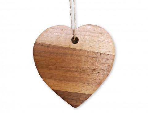 Decorazioni In Legno Per La Casa : Casa accessori per la casa design in legno decorazione cuoricino